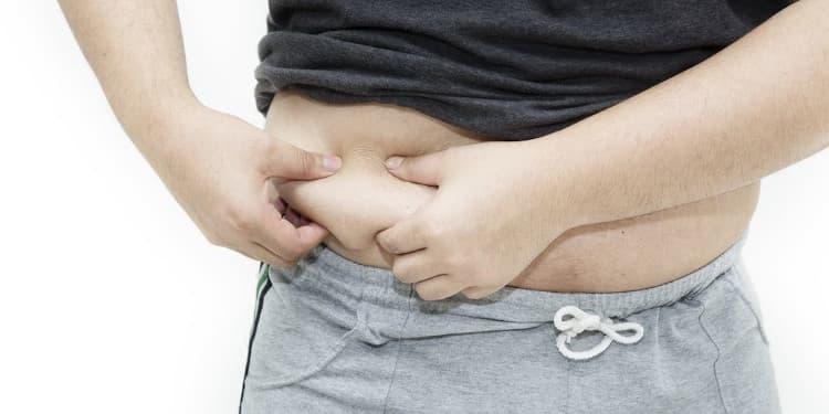 رجل مرشح جيد لاجراء عملية حرق الدهون للرجال