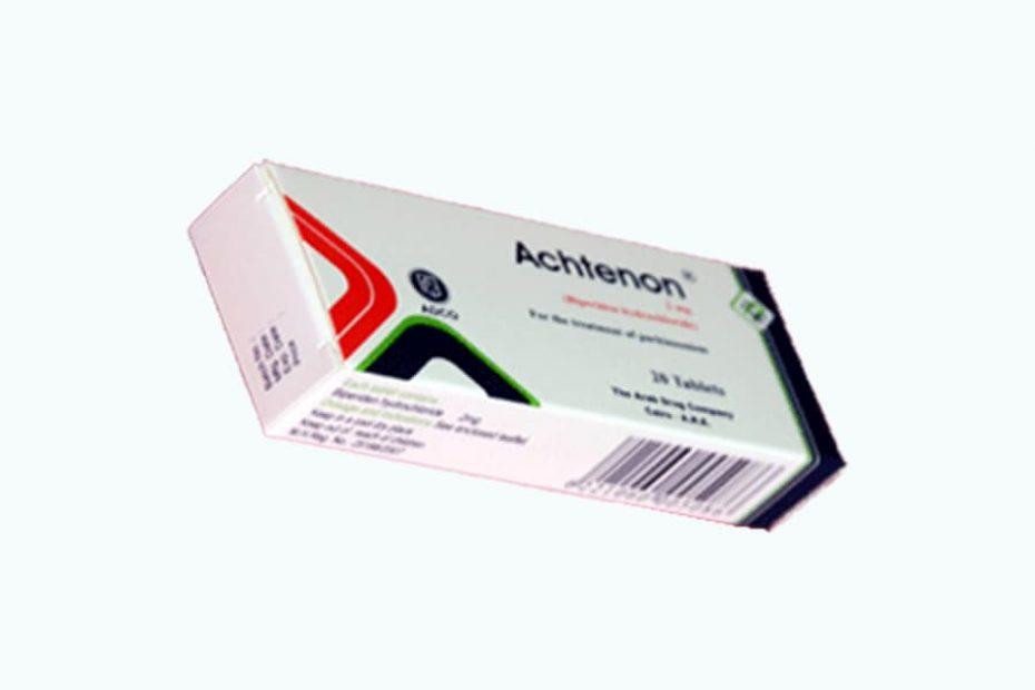 أقراص أكتينون - Achtenon