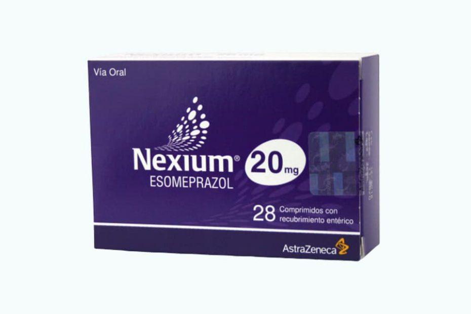 نيكسيوم Nexium لعلاج قرحة المعدة والحموضة وارتجاع المريء الجرعة والآثار الجانبية