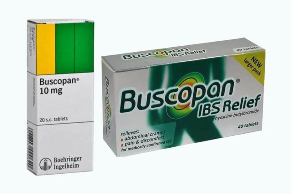 بوسكوبان buscopan