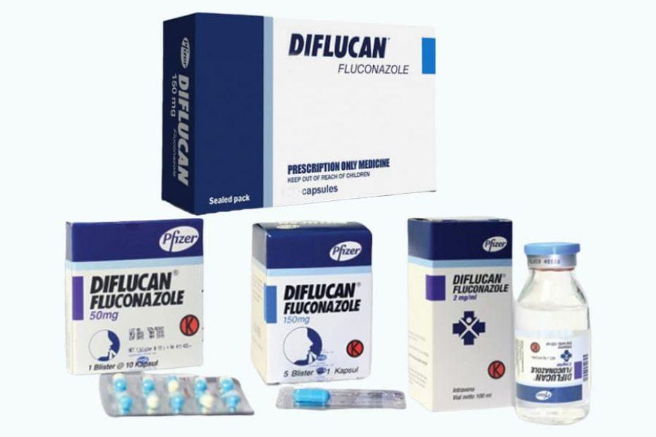 ديفلوكان Diflucan علاج العدوى الفطرية