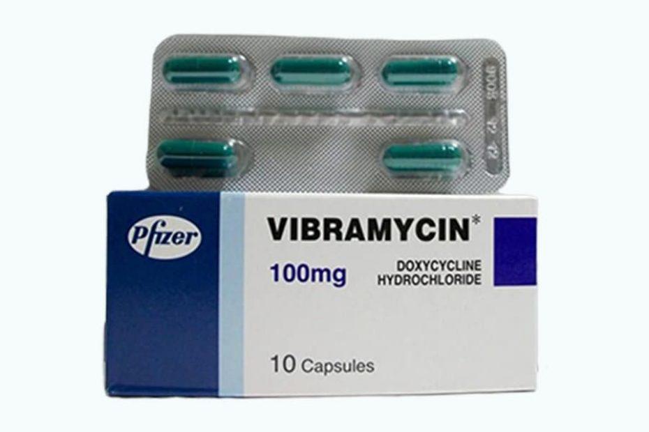 فيبراميسين- Vibramycin
