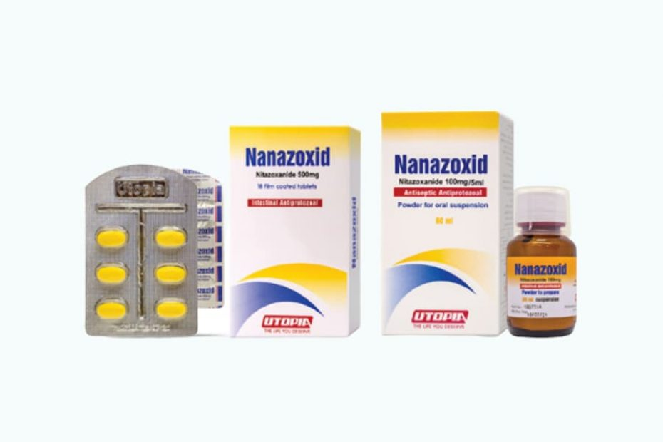 نانازوكسيد nanazoxid