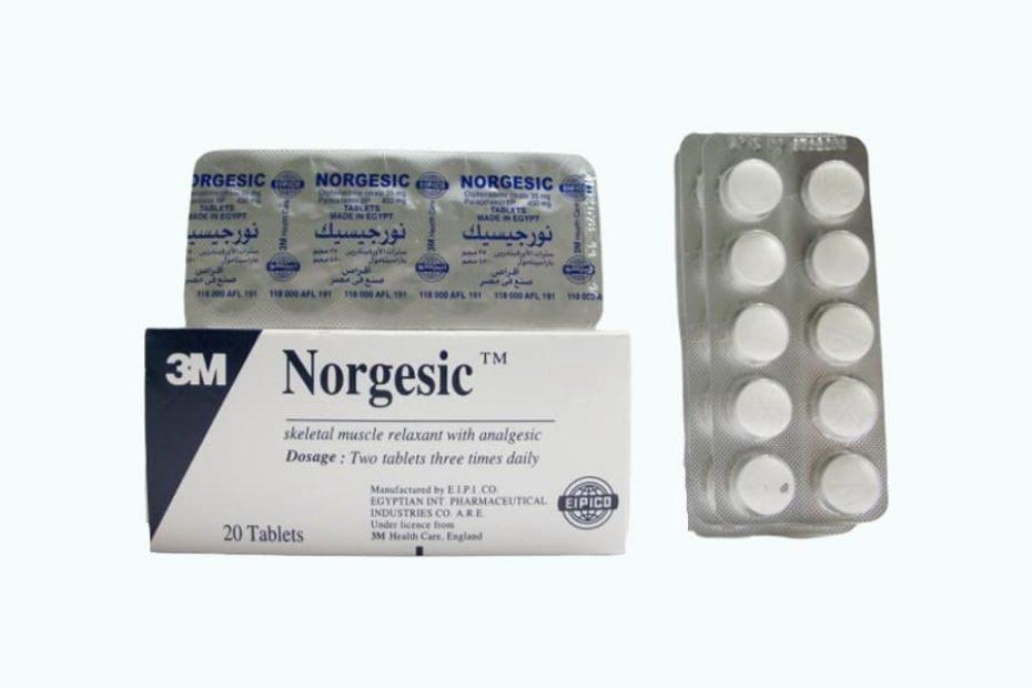 نورجيسيك NORGESIC