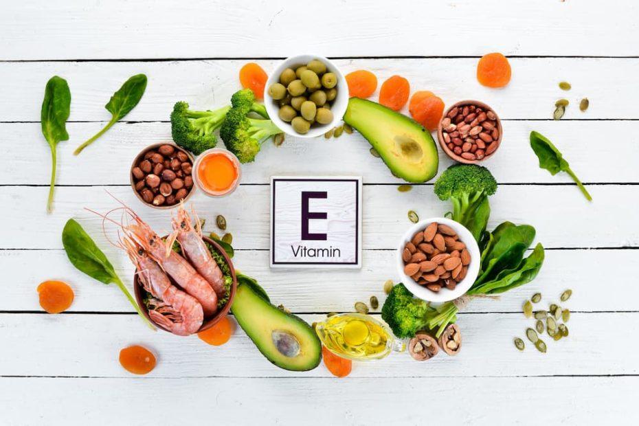 أفضل منتجات فيتامين E أي هيرب