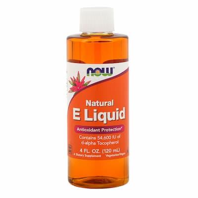 فيتامين E السائل من شركة ناو فوودز العالمية
