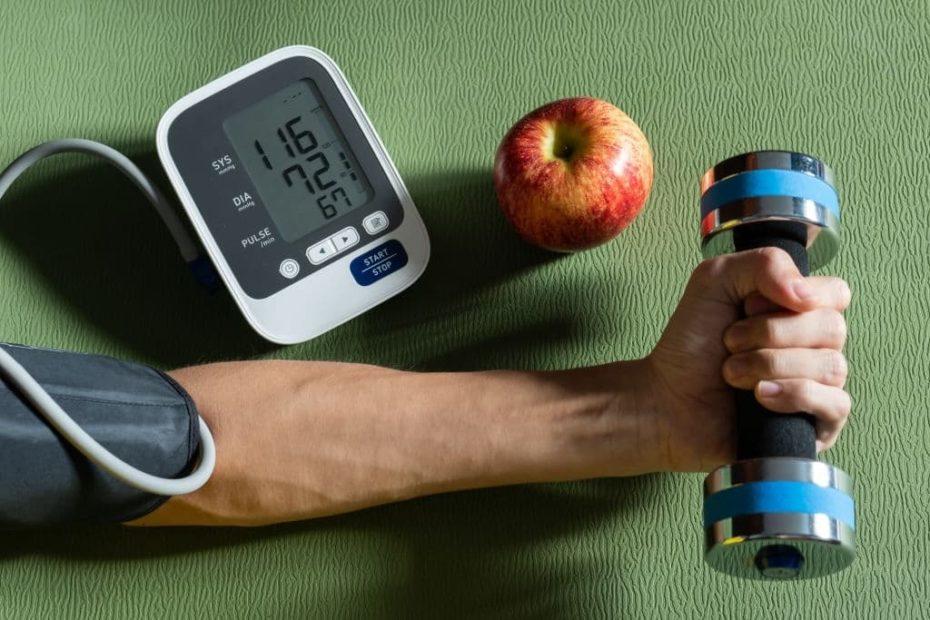 معدل ضغط الدم الطبيعي