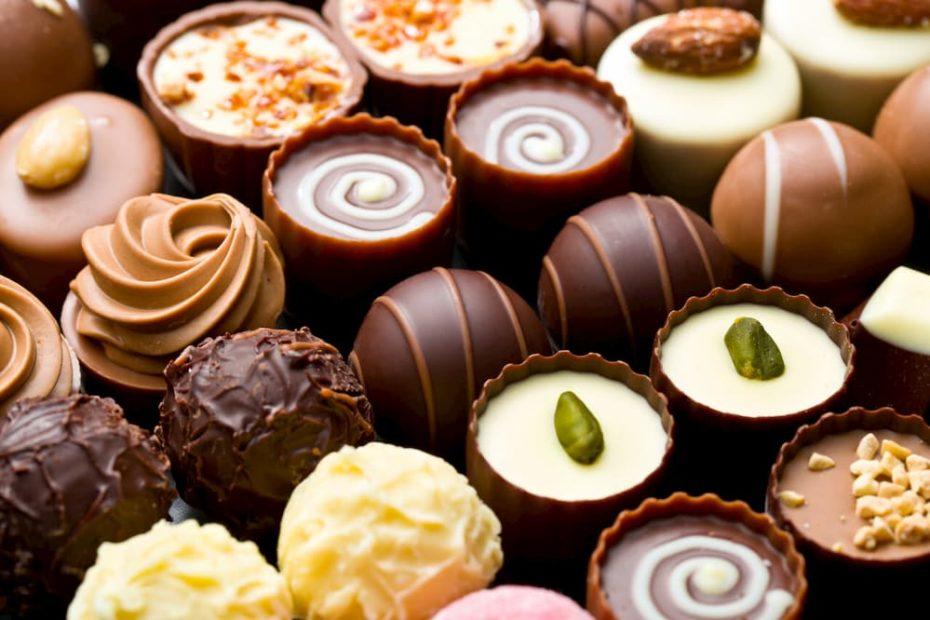أفضل شوكولاتة أي هيرب