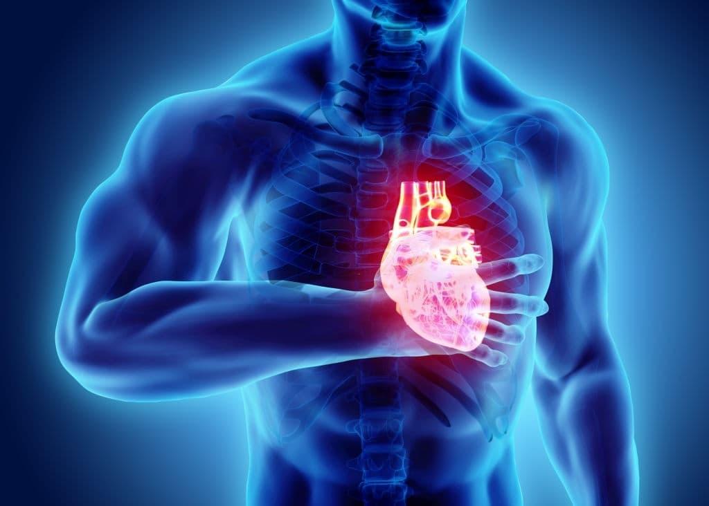 ألم الصدر المرتبط بالقلب
