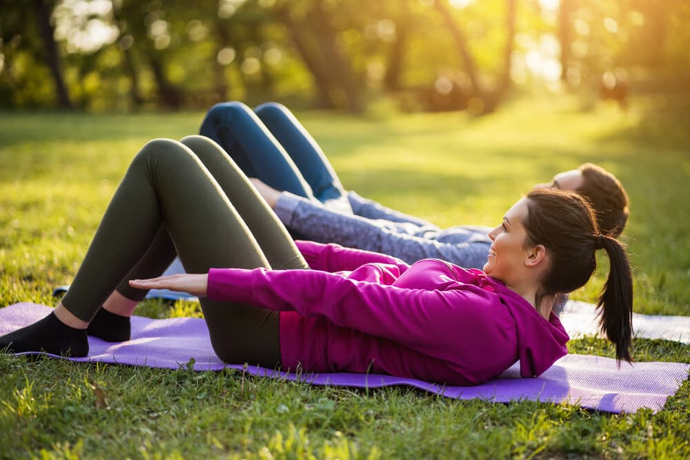 التمارين العلاجية