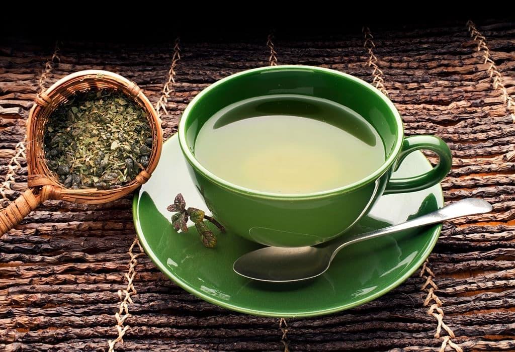 الشاي الأخضر لخفض السكر في الدم