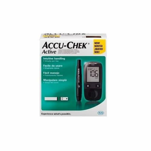 جهاز قياس السكر أكيوتشيك أكتيف