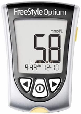 جهاز قياس السكر فري ستايل
