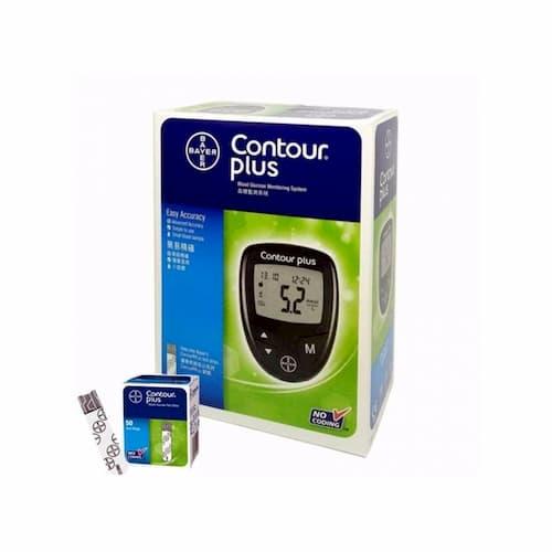 جهاز قياس السكر كونتور بلس